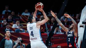 Argentina vs Spain FIBA Basketball World Cup 2019 live stream