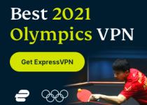 Olympics 2021 live via VPN